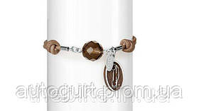 Браслет Audi Bracelet A3 Pendant Brown