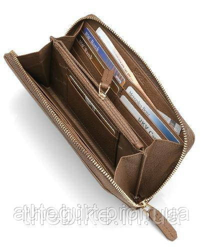 Женский кожаный кошелек Mercedes-Benz Women's Wallet Business Style Bree