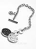 Женский браслет Mercedes Women's Bracelet Seoul, Silver / Black, фото 2