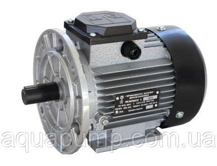 Електродвигун АИР 71 А4 У2 (лапи/флянец) 0,55 кВт 1360 об/хв