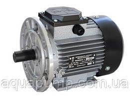 Электродвигатель АИР 71 А4 У2 (лапы/флянец) 0,55кВт 1360 об/мин