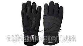 Лыжные перчатки Audi Unisex Ski Gloves Black