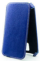 Чехол Status Book для Sony Xperia C4 E533 Dark Blue