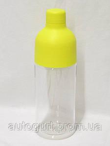 Бутылка для воды Mini Water Bottle Colour Block, Lemon