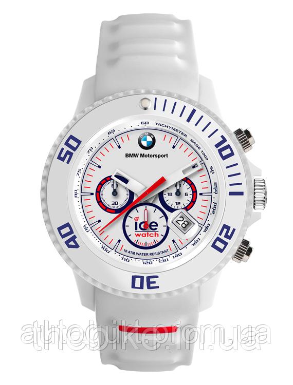 Часы BMW Motorsport Uhr Ice Watch Chronograph White