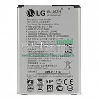 Аккумулятор LG K7 MS330, K7 X210, K7 X210DS, K8 K350E, K8 K350N (BL-46ZH) батарея ЛЖ
