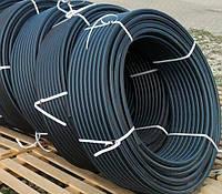 Труба ПЕ-80 для питної води Флюгер Пласт 25/200*1,7мм PN8 SDR 17,6