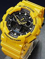 Часы Casio G-Shock GA-100A-9A, фото 1