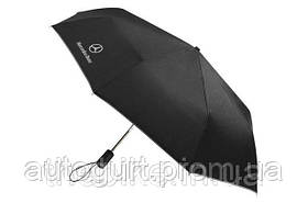 Складной зонт Mercedes-Benz Golf Umbrella Black