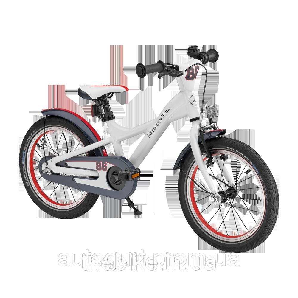 Детский велосипед Mercedes-Benz Children's Bike, White