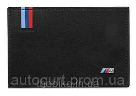 Визитница с зажимом для купюр BMW M Cardholder 2016