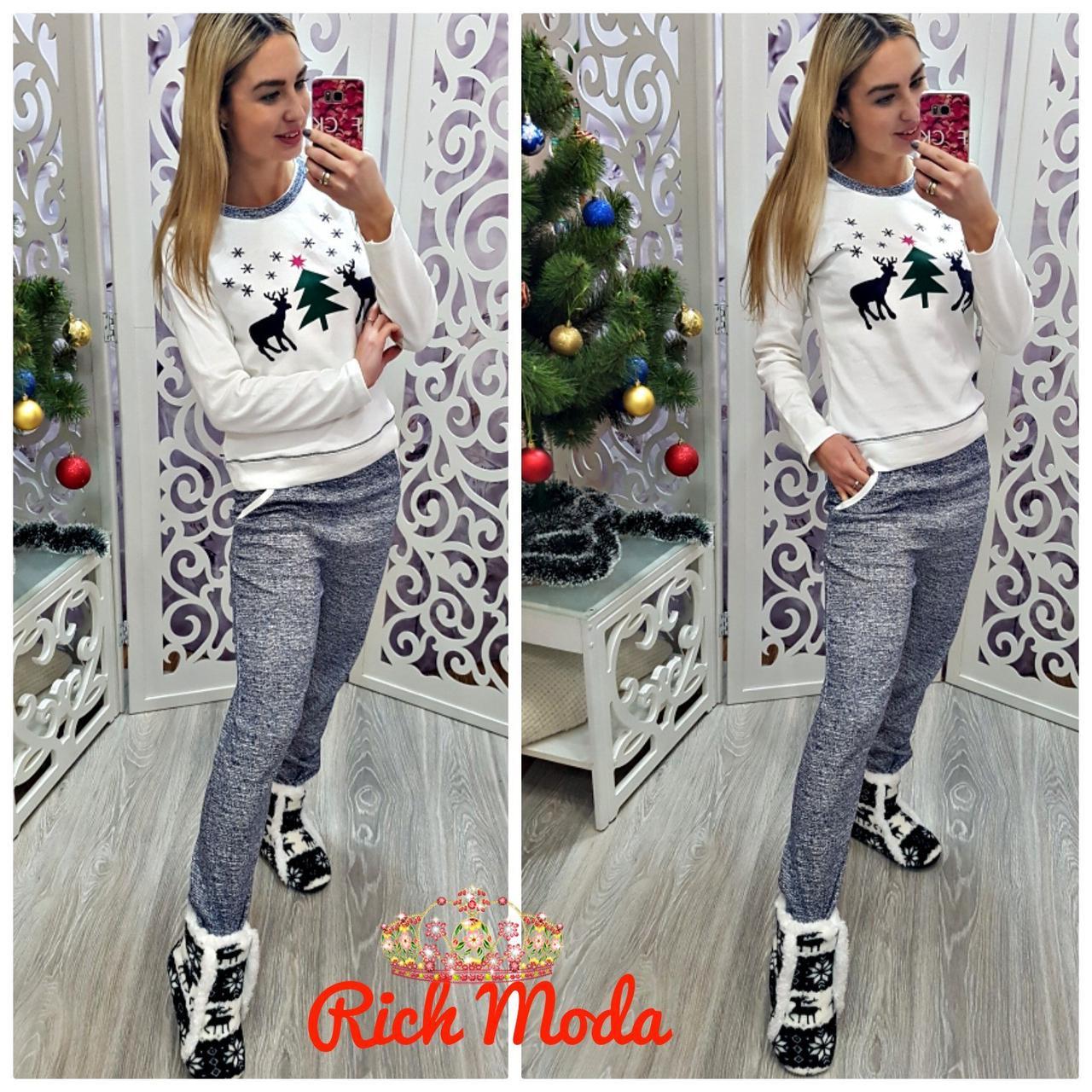Женская пижама интерлок LA-0567 — купить недорого в Харькове в ... 0440f566ab003