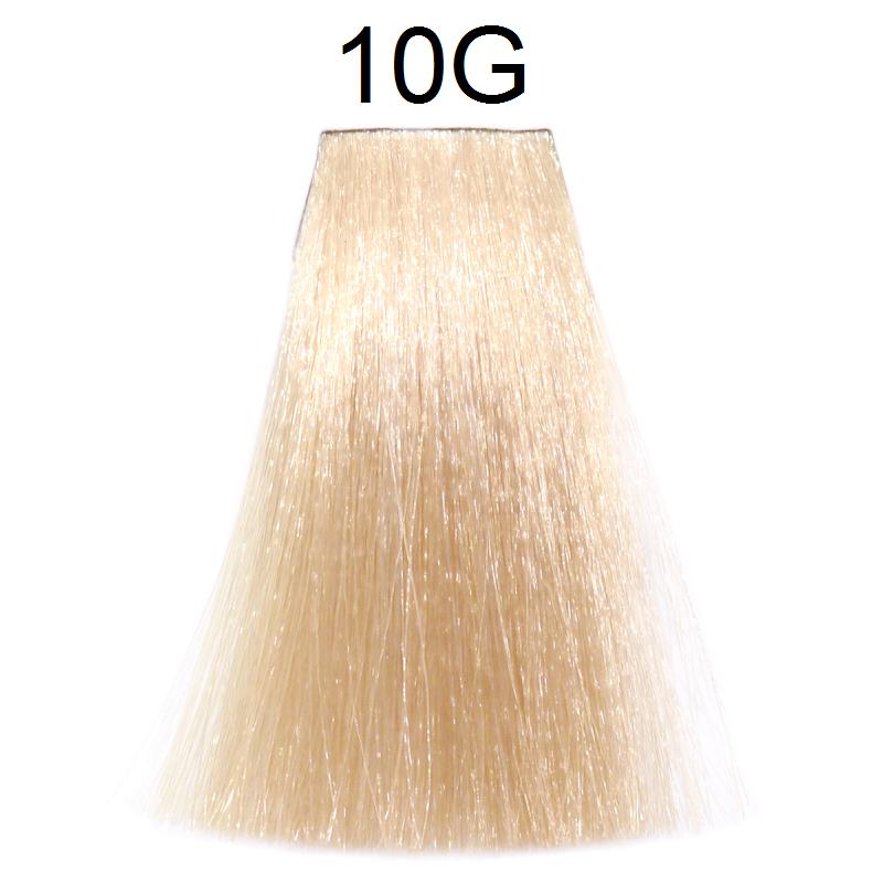 10G (очень очень светлый блондин золотистый) Тонирующая крем-краска без аммиака Matrix Color Sync,90 ml