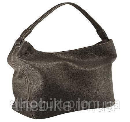 Женская кожаная сумка Porsche Women's Handbag, Brown