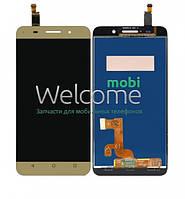 Дисплей (экран) + сенсор (тач скрин) Huawei Honor 4X (CherryPlus-L11), Che2-L11, Glory Play 4X gold (оригинал)