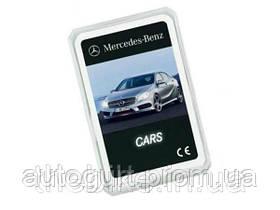 Игральные карты Mercedes Cars