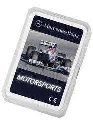 Игральные карты Mercedes Motorsport