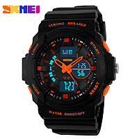 Детские наручные часы SKMEI 1061 Kids Orange