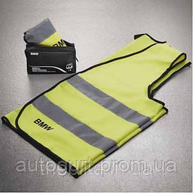 Светоотражающий жилет BMW Emergency Vest, комплект