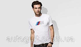 Мужская футболка BMW M Men's Fan T-Shirt White
