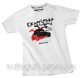 Детская футболка Mercedes-Benz Children's T-Shirt AMG