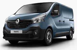 Renault Trafic III / Opel Vivaro B / Nissan NV300 (2014-2017)