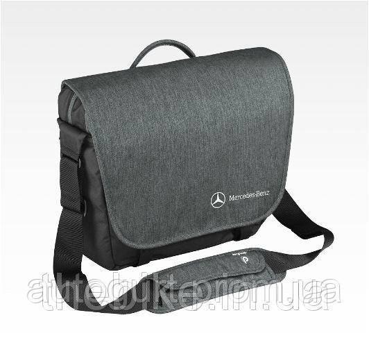 Наплечная сумка Mercedes-Benz Shoulder Bag Grey