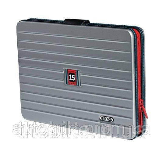 Кейс для ноутбука Porsche Laptop Case - Martini Racing by Rimowa