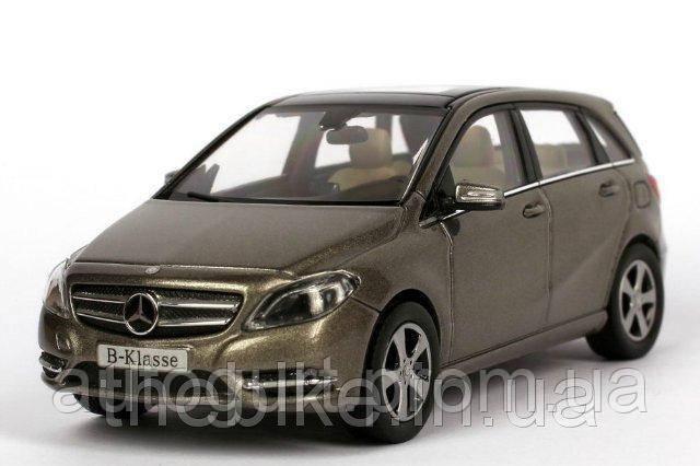 Модель автомобиля Mercedes Benz B-Class (W246) 1:43