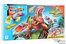 Трек Динозавр Рекс 8899-93 (Hot Wheels) + 2машинки, длина 1,2 метра, фото 2