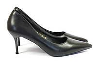 Черные классические туфли, фото 1