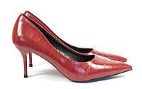 Красные классические туфли, фото 1
