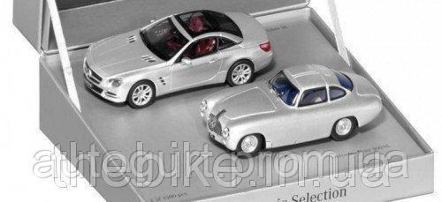 Подарочный модельный набор Mercedes в масштабе 1/43