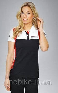 Женская рубашка поло Porsche Women's polo shirt – Motorsport Collection