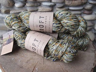 CROFT Shetland Tweed