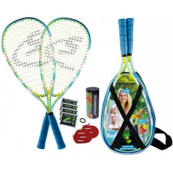 Спидминтон (набор) S700 Set SB5000020 - O-SPORT - спортивные товары оптом и врозницу в Харькове