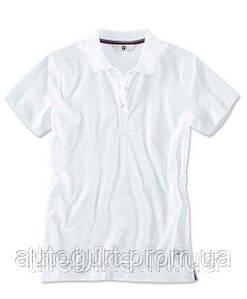 Женская рубашка-поло BMW Classic Polo Shirt, Ladies, White