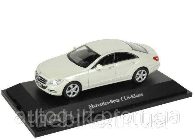 Модель автомобиля Mercedes Benz CLS-Class (C218) 1:43