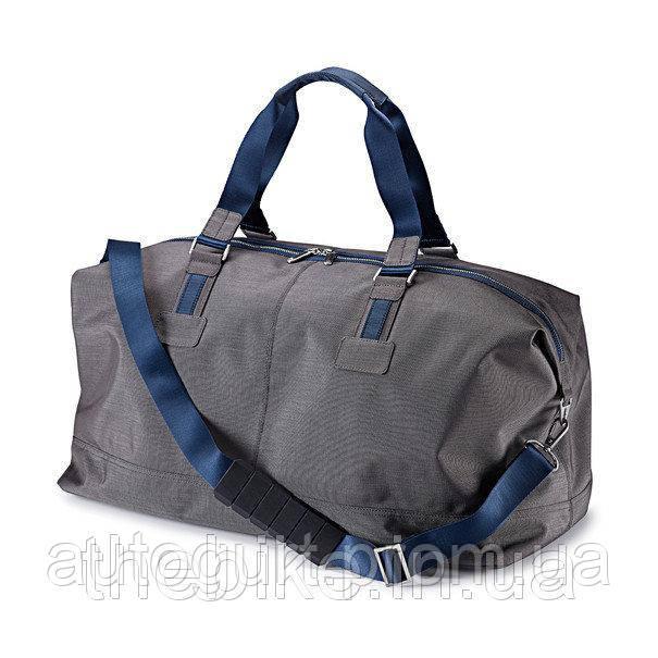 9042f19bbb68 Дорожная сумка с наплечным ремнем Volkswagen Travel Bag in Silver Grey,  цена 5 304 грн., купить в Львове — Prom.ua (ID#631543868)