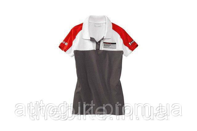 Женская футболка-поло Porsche Motorsport Women's Polo Shirt