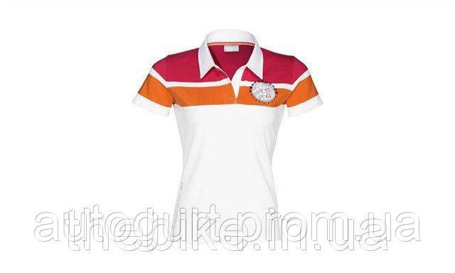 Женская футболка-поло Porsche Women's Polo Shirt White