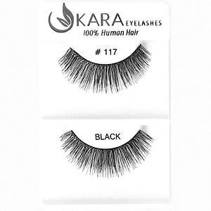 Накладные ресницы Kara™ False Strip Eyelashes  #117