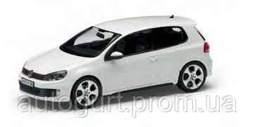 Модель автомобиля Volkswagen Golf A6 GTI, Scale 1:43