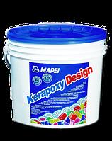 Кислотостойкий, прозрачный эпоксидный шовный заполнитель - Kerapoxy Design Mapei | Керапокси Дизайн Мапей