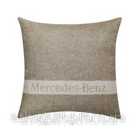 Подушка Mercedes-Benz Pillow Light Brown