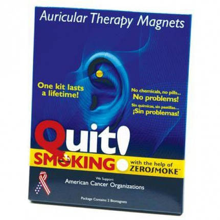 Магниты от курения ZEROSMOKE ОРИГИНАЛ ЗОЛОТО, фото 2