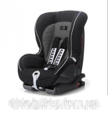 Сменный чехол (зона головы и плеч) для детского автокресла Mercedes-Benz DUO plus Child Seat Grey