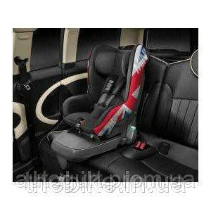Детское автокресло MINI Junior Car Seat I Union Jack