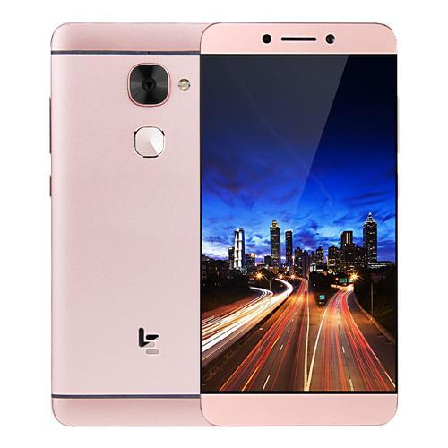 "Смартфон LeEco Le S3 X626 Rose Gold 4/32Gb, 21/8Мп, 10 ядер, 2sim, экран 5.5"" IPS, 3000mAh, Helio X20"