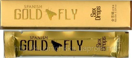 """Пробники! Сильнейший женский возбудитель """"GOLD FLY"""" Голд Флай"""